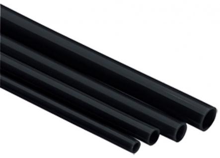 Schneider - DLR-R-PA-S 22x18mm / 6m - Polyamid-Rohr schwarz