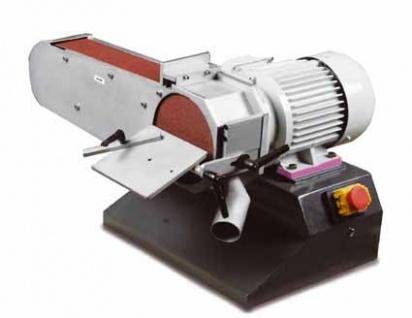 OPTIMUM OPTI DBS 75 - Band- und Tellerschleifmaschine