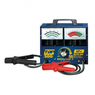 Elmag TBP 500 - Batterie-Testgerät+E372 - 10-160 Ah 12 Volt
