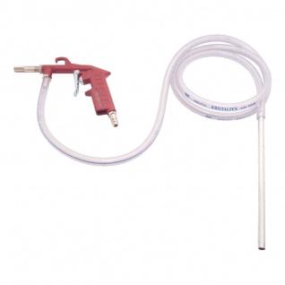 Elmag 166 B - Sandstrahlpistole mit Saugschlauch