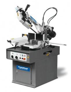 Metallkraft BMBS 250 x 315 HA-DG - hydraulische halbautomatische Bügel-Metallbandsäge für Gehrungssc