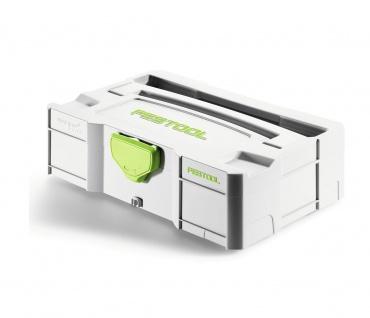 FESTOOL MINI-SYSTAINER ohne Einlagen SYS-MINI TL - 499622