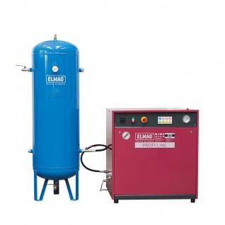 Elmag PROFI-LINE SILENT PL-S 1100/10/3 D - SET2 - Kompressor