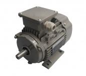 Drehstrommotor 0, 09 kW - 3000 U/min - B3 - 230/400V