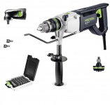FESTOOL Bohrmaschine DR 20 E FF-Set inkl. MAXI - Systainer - 768933