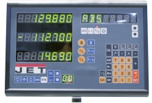 JET 3-Achs-Positionsanzeige 110-230 V