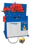 Metallkraft HPS 40S - Kominierte hydraulische Profilstahlschere / Lochstanze