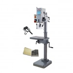 Elmag GBM 3/25 SNE - Getriebe-Säulenbohrmaschine - Set