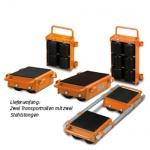 Unicraft VTR 12 - verstellbare Transportrollen