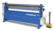 Metallkraft RBM 1050 - 30 E - motorische Rundbiegemaschinen mit leistungsstarkem Elektroantrieb und