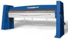 Metallkraft HSBM 2520-16 manuelle Schwenkbiegemaschine