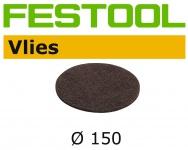 FESTOOL Schleifvlies STF D150/0 VL/5 - Verschiedene Körnungen