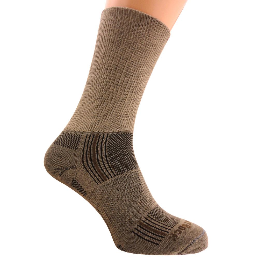 WRIGHTSOCK Profi Laufsocke Wandersocke anti-blasen-system lange schwarze Socken
