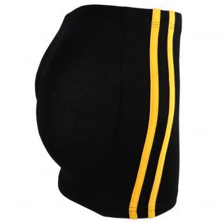 Boxershorts Retro Shorts Unterwäsche Herren Unterhose Pants gelb Baumwolle Gr.XL - Vorschau 3