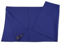 TigerTie Nickituch Halstuch royal Uni - Tuchgröße 60 x 60 cm - 100% Baumwolle