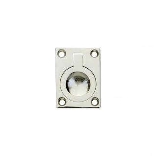 Intersteel Einbauring 38 x 51 mm Nickel