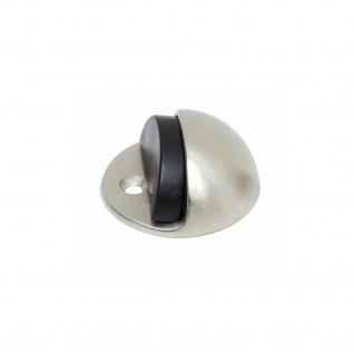 Intersteel Türstopper kugelförmig Nickel matt