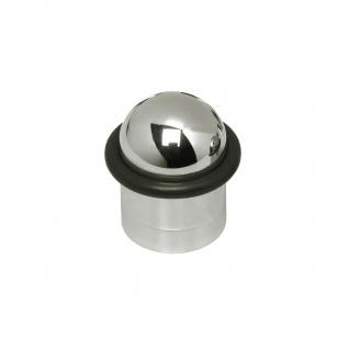 Intersteel Türstopper mit Ring Nickel