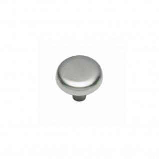 Intersteel Möbelknauf ø 28 mm Nickel matt