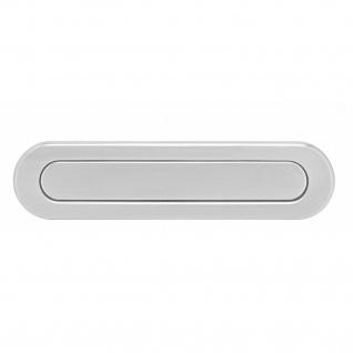 Intersteel Briefkasten oval gebürsteter Edelstahl - Vorschau 1