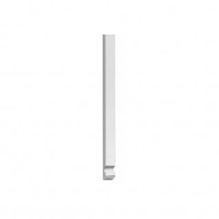 Intersteel Stangenset Tür-Stangenschloss 2 x 125 cm Chrom