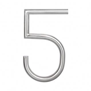Hausnummern Rund Ziffer: 5