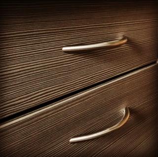 Möbelgriff Schrankgriff - massiv Edelstahl - matt gebürstet