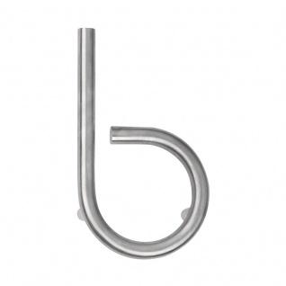 Hausnummern Rund Buchstabe: b
