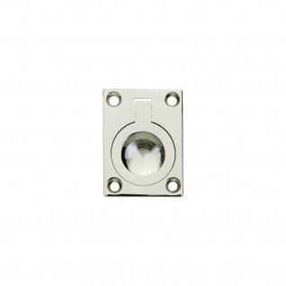 Intersteel Einbauring 47 x 60 mm Nickel - Vorschau 1