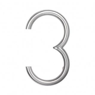 Hausnummern Rund Ziffer: 3