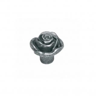 Intersteel Möbelknauf Blume ø 32 mm Altgrau - Vorschau 1