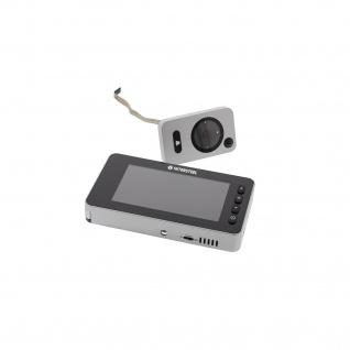 Intersteel Digitale Türkamera 2.1 mit Bewegungsmelder und Klingelfunktion inklusive SD-Card