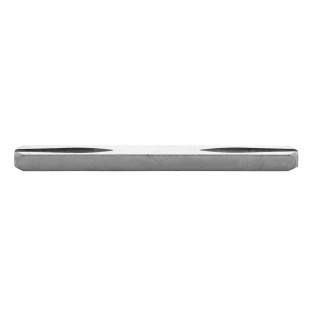 Intersteel 1 Stift mit beidseitigem Sägeschnitt 8 x 120 mm