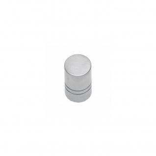 Intersteel Möbelknauf ø 13 mm gebürsteter Edelstahl - Vorschau 1