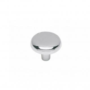 Intersteel Möbelknauf ø 28 mm Chrom - Vorschau 1