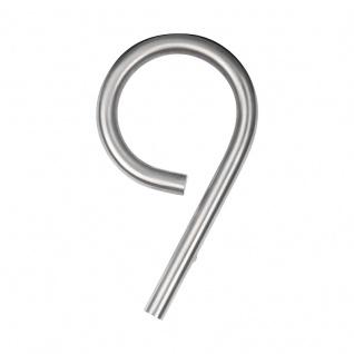 Hausnummern Rund Ziffer: 9