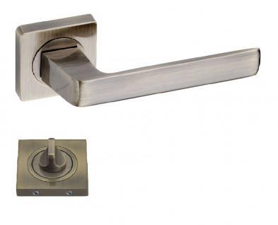Türdrücker Türklinke Modell Cascada Altmessing WC - Bad