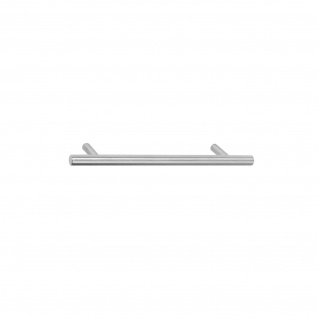 Intersteel Möbelgriff Ø 10 mm, Länge 242 mm Edelstahl gebürstet