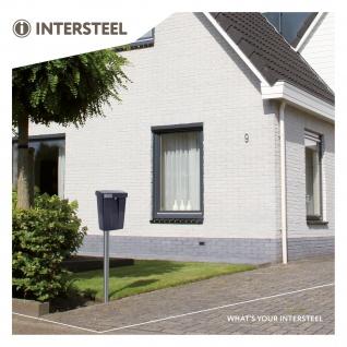 Intersteel Briefkasten Aluminium - Vorschau 3