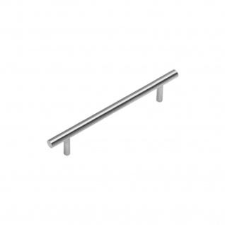 Intersteel Möbelgriff Ø 12 mm, Länge 946 mm Edelstahl gebürstet - Vorschau 1