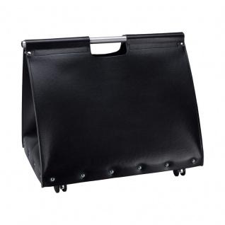 Jive, Farbe Noir Leder regeneriert, 52/38, 5/44, 5 cm, 4, 3 kg
