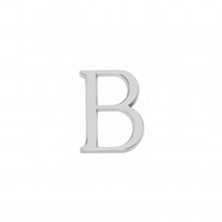 Intersteel Hausbuchstabe B Chrom