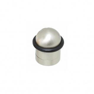 Intersteel Türstopper mit Ring Nickel matt