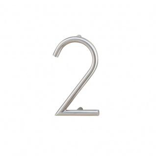 Hausnummern Rund Ziffer: 2 - Vorschau