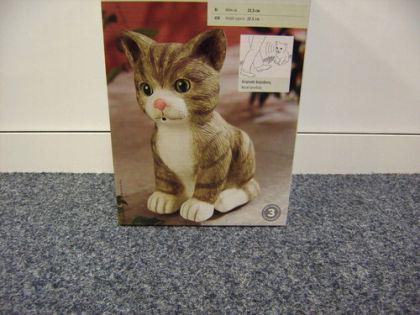 Bewegungsmelder als Katze