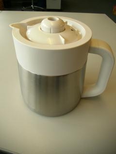 Thermoskanne mit Kunststoffdeckel 1, 5 Liter