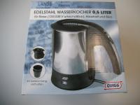 Wasserkocher Reisewasserkocher Edelstahl 0, 5 Liter von Quigg
