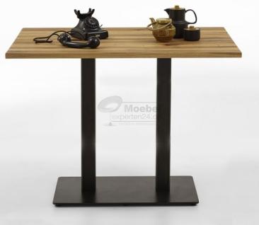 Bartisch Holz und Metall