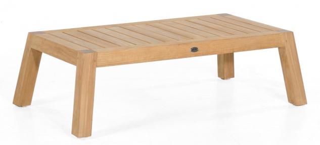 Clifton Lounge-Tisch 120x60 Teak Natur