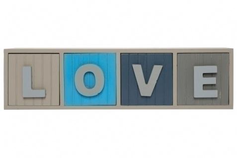 Love Minikommode Finja MDF Bunt